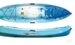 Popular family Sit-on-Top suitable for all waters. It