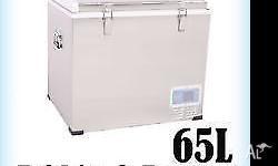 This 65Litre Portable Fridge is perfect for outings,