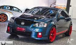 2012 HOLDEN COMMODORE OMEGA VE II MY12 from just $71