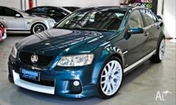 2011 Holden Commodore OMEGA  Comes with 3Power