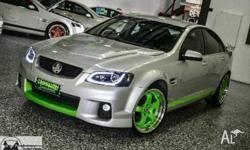 2013 HOLDEN COMMODORE OMEGA VE II MY12.5 from just $89