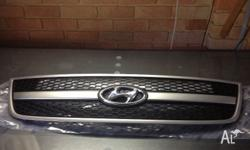 Front grille for iload van in good condition no longer