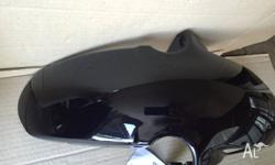 Front Guard CBR500 Honda 2013 condition mtiny mark or