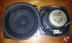 front speakers out of 1999 Magna