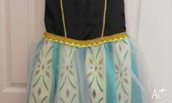*IN STOCK NOW REDUCED TO $20 + $8 postage* Frozen Anna