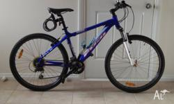 Fuji Nevada 2.0 Mountain Bike. Lightweight, app. 13