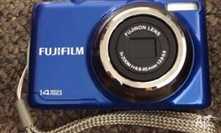 Fujifilm camera in excellent condition. Received as an