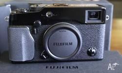 Fujifilm XPro-1 (Body) The Xpro-1 delivers stunning