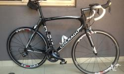 Top Features of the Colnago CLX 3.0 Ultegra 2012 CLX