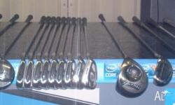 FULL GOLF KIT IN EXCELLENT/MINT CONDITION Fully Working