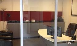 Small office space for rent in Hallam - fully furnished