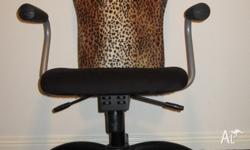 As new office/desk chair Originally purchased from