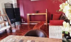 A room is available in a fully furnished 3 bedroom