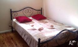Independent Furnished room for two people or couple in