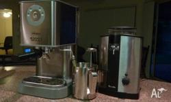 Gaggia Twin coffee machine. Excellent condition.