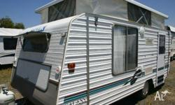 GALAXY SCENIC 14', 1996, Pop Top, CONTACT GRANT TAYLOR