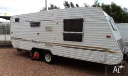 Galaxy Souther Cross Series 3 - 2006 - dual axle - 21'