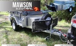 Mawson SE � Off-Road Trailer � DL230 Tent Package Do