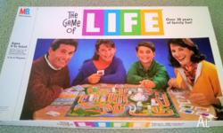 THE GAME OF LIFE by MILTON BRADLEY 1997 Game suitable