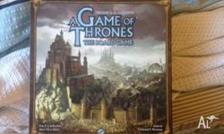 Game of Thrones Board Game Near new - only played