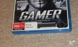For Sale - Gamer Blu Ray DVD, this movie has only been