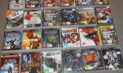 Selling a stockpile of Games, I know longer want,