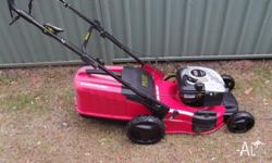 For sale is a Gardenline Gladiator self-propelled