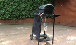 Gas burner BBQ for sale. Good working condition (has