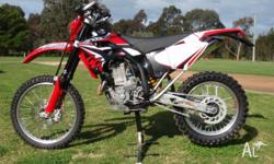 Fuel Injected Four Stroke only 1755klms from new,