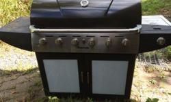 We are selling our Gasmate Galaxie 6 Burner BBQ as we