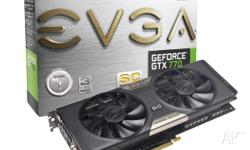 Hi Guys Selling my beloved GTX 770, this card is