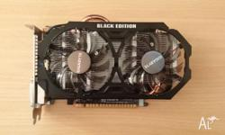 Geforce GTX 750 Ti (Black Edition) 1 month old, still