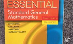ESSENTIAL Standard General Mathematics Second edition
