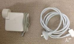 Genuine Apple Laptop Charger for sale � was used for