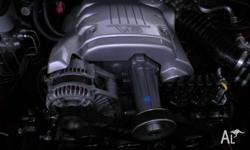 HOLDEN COMMODORE SUPERCHARGED ENGINE LONG MOTOR V6 3.8