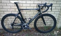 Propel 2014, full Dura Ace 11speed, 50mm carbon
