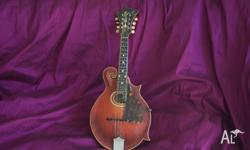 Gibson F4 1912 mandolin. 100 years old and in excellent