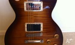 For sale is my Gibson Les Paul Custom Shop Made in