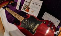 RARE OPPORTUNITY!!! In 2000 Gibson guitars custom shop