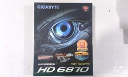 GIGABYTE VGA card with Gigabyte's Windforce 3x cooler