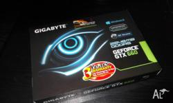 Gigabyte GV-N660OC-2GD Video Card (GTX660). Good