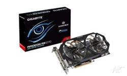 R9-270 PCI-E VGA Card Only use one month Chipset Radeon
