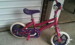 Princess bike for sale. � Only $15 with 1 FREE helmet.