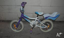 great first bike - very good condition for age 3-5