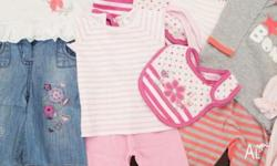Baby Girls Clothing Bundle - Size 00 All in Excellent