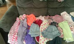 Girls clothes size o to size 4 some pictures below if