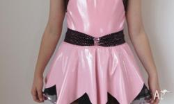 Girls dance costume, A Wish Come True brand, bought in
