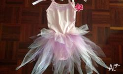 Brand new fairy costume size 5-6, great to use for book