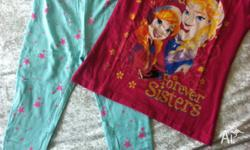 ***Frozen PJ's*** $15.00 a pair plus These pj's are