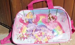 Girls Messenger Bag Fairies GC great for outings,